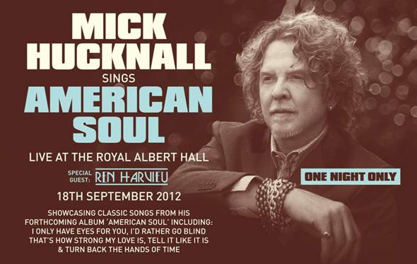 Mick hucknall tour dates