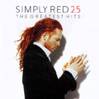 25 the greatest hits album cover