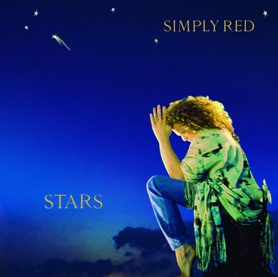 Simply Red Stars Album Cover